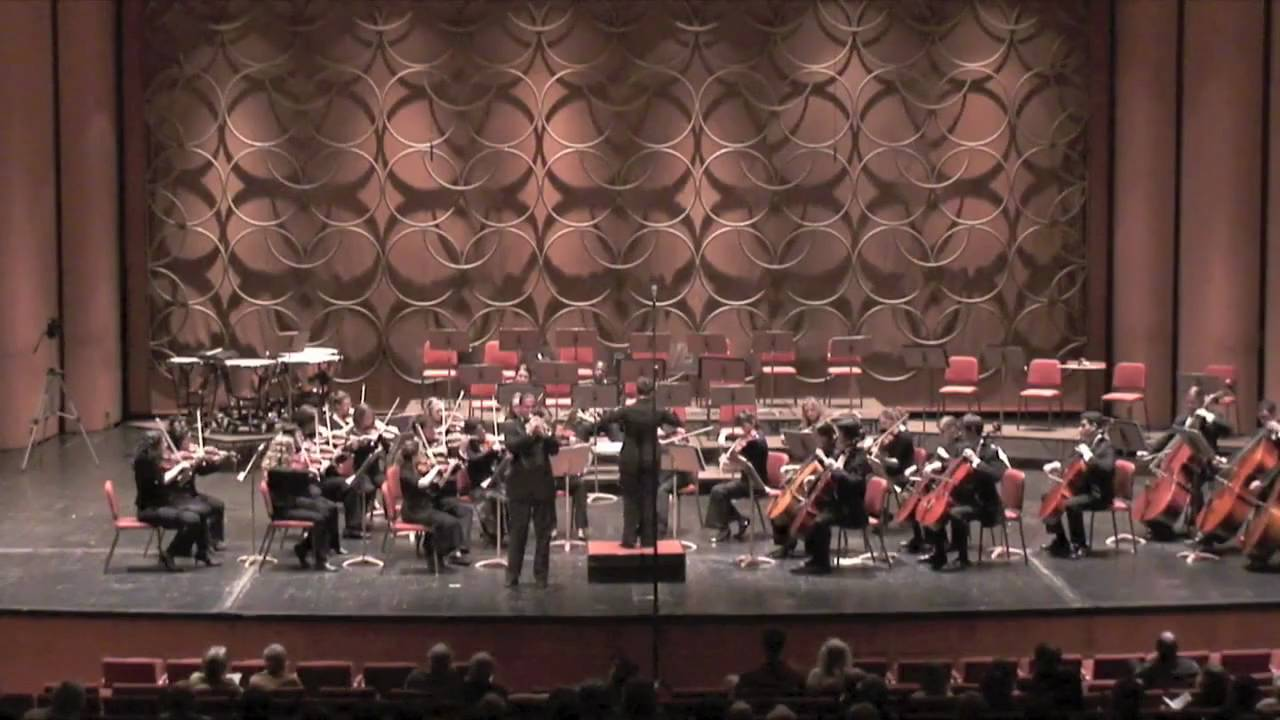 Luis Araya, Tartini Trumpet Concerto in D major