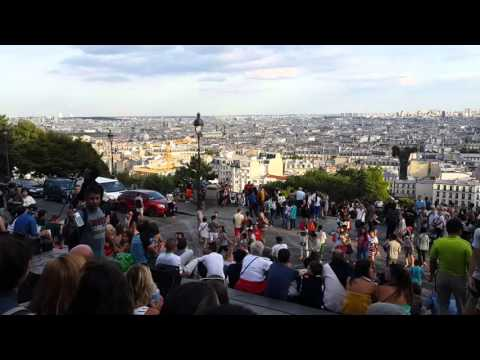 Karaoke - Montmartre, Paris (05/08/2014)