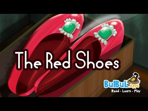 The Red Shoes | Fairy Tales | Hans Christian Andersen Story