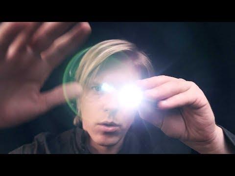 Look into the light ⚡ ASMR