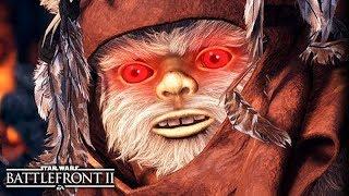 NOWE Ewoki i SKINY! Star Wars Battlefront 2 PL