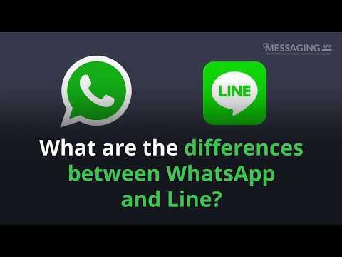 wechat vs line ปกติจะใช้ line บน iphone อยู่ แต่ตอนนี้เพื่อนๆในกลุ่มกำลังกดดัน.