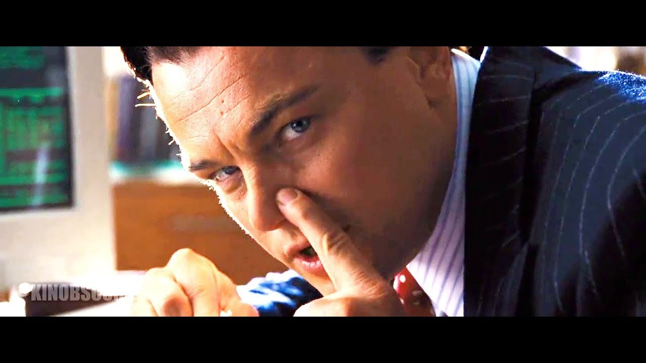Download The Wolf of Wall Street (2013) -  I always wanted to be Rich