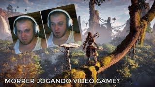 6 GAMERS QUE MORRERAM TRAGICAMENTE JOGANDO VIDEOGAMES!