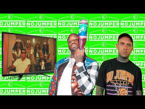"Lil Pump ""Drug Addict"" Reaction With Adam22 & Desto Dubb"