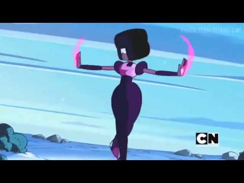 Garnet and pearl fusion dance. And Sardonyx!