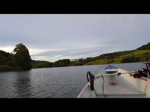 Pescaria lago Boa Vista da Aparecida