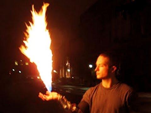 FLAME GLOVE -- Mind Blow #37