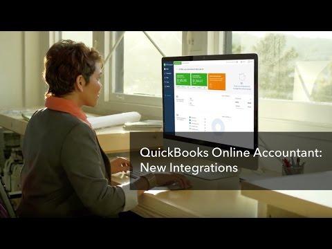 QuickBooks Online Accountant : New Integrations
