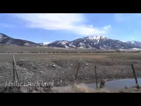 Teton Valley, Idaho to Alpine, Wyoming - music composed by John Michael Haines