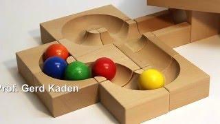 Basisbaukasten - KADEN Kugelbahn XL - Trichter