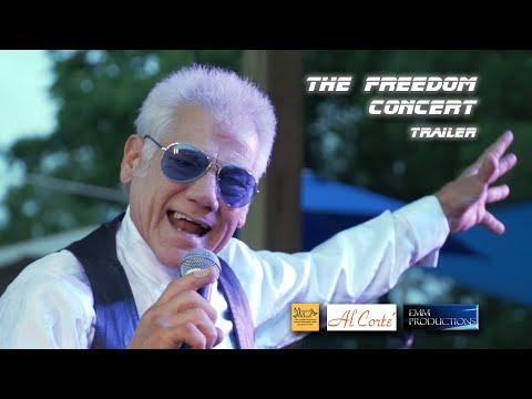 The Freedom Concert Trailer - Al Corte' and The Memphis Soul Machine