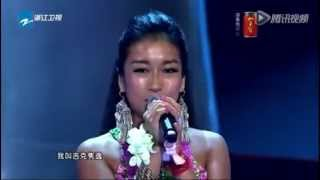I Feel Good by Jikejunyi(summer)- Audition 5 The Voice of China 1