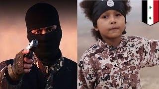 Очередное видео казни ИГИЛ – убиты пятеро сирийцев, обвинённых в шпионаже