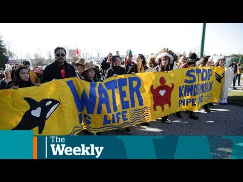 Burnaby fights back over Trans Mountain pipeline   The Weekly with Wendy Mesley