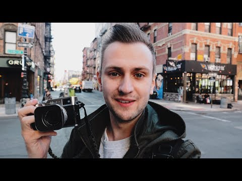 FUJIFILM TRAVEL PHOTOGRAPHY — New York LES + Empire State Mp3