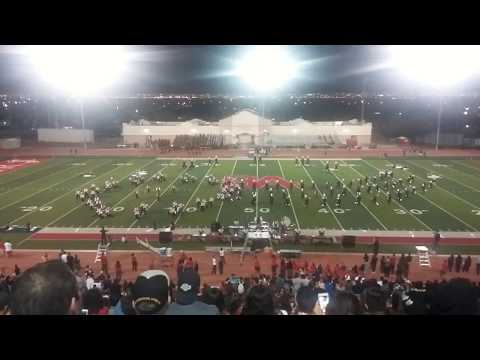 THE MOST DANGEROUS BAND ON TURF! Bel Air High School 2017