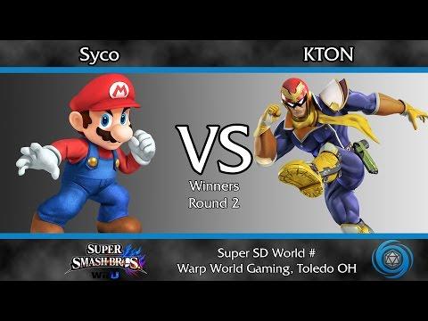 Super SD World #6 | Syco (Mario) vs KTON (Falcon) |