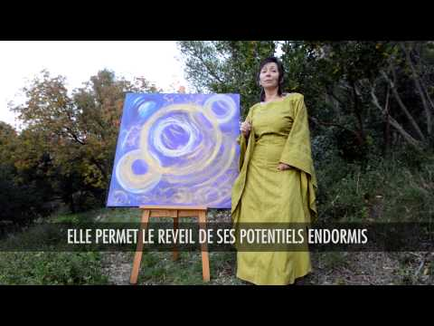 Marie Louise Cervantes artiste peintre