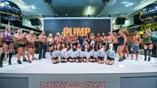 THE HOTTEST MOMENTS of FIBO POWER 2016
