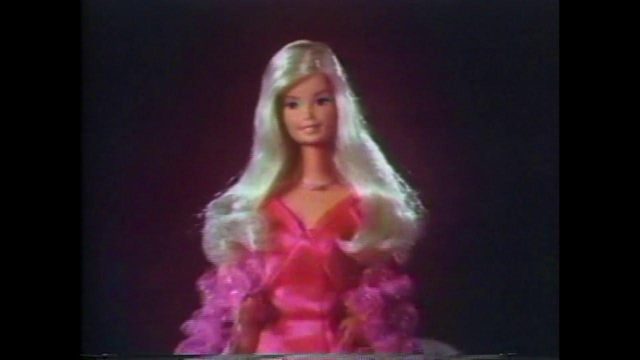 1976 Superstar Barbie Doll Vintage TV Commercial