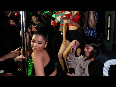 laura's boutique x party bus gone WILD