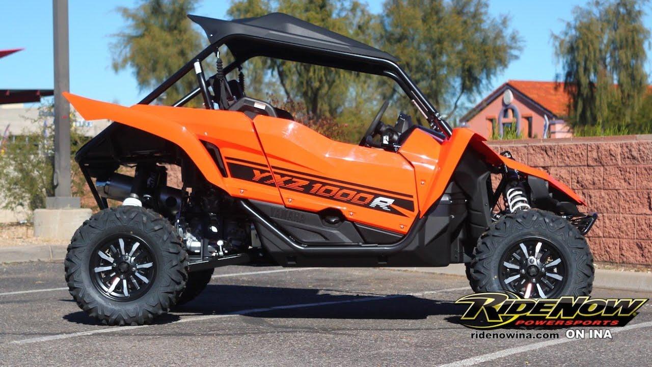 2016 Yamaha YXZ1000R Blaze Orange For Sale in Tucson AZ 520-579-3939 |  RideNow Powersports on Ina