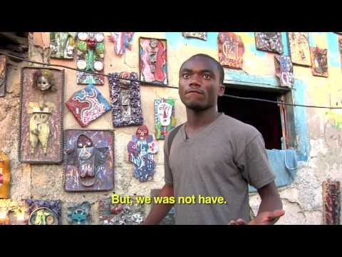 Tele Ghetto: Guerilla Media in Haiti