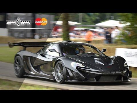 £3M McLaren P1 LM's Record-Breaking FOS Run