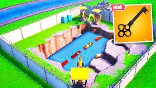 *NEW EVENT* OPENS BALSA BUTTON BUNKER?! FORTNITE