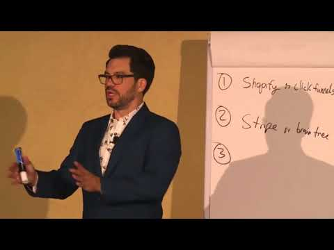 How Tai Lopez Makes Courses (LIVE Talk For Investors)
