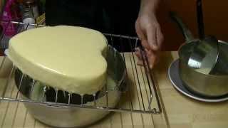 Baixar Comment faire un glaçage au chocolat blanc? technique de pâtisserie