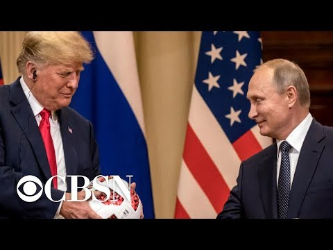 Trump's relationship with Putin under scrutiny after new reports