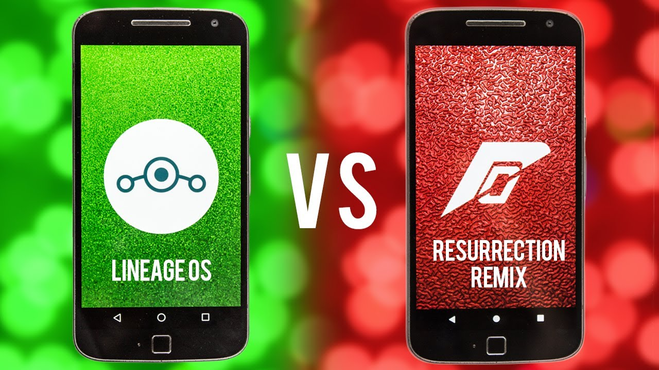نتيجة بحث الصور عن ‪LINEAGE OS VS RESURRECTION REMIX ! Speed Test , Performance , Benchmarks Comparison‬‏