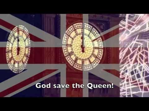 National Anthem: United Kingdom - God Save the Queen