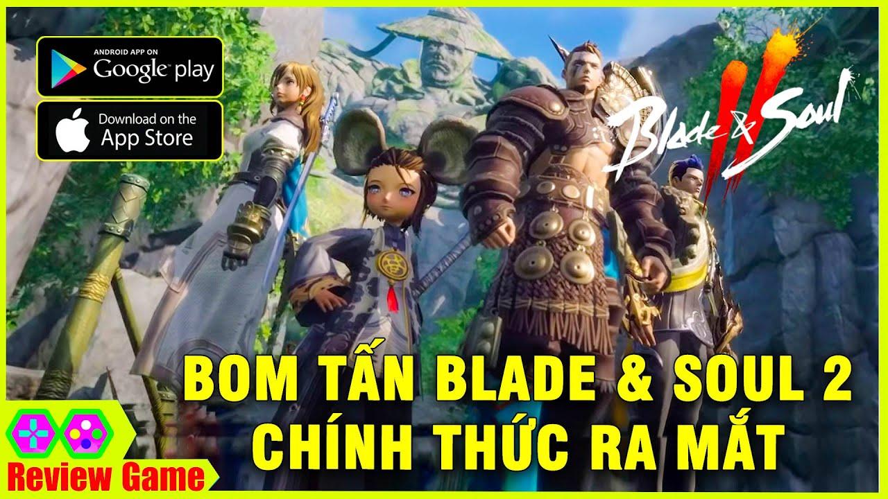 Blade & Soul 2 - Chính Thức Chốt Ngày Ra Mắt, Sắp Được Chiến Bom Tấn MMORPG UR4 Rồi AE Ơi