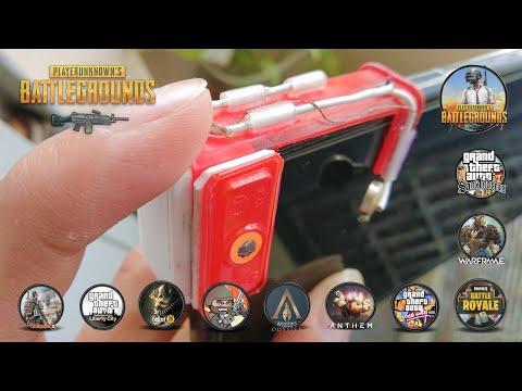Deadshot Trigger - DIY - Gaming Trigger [PUBG MOBILE TRIGGERS]