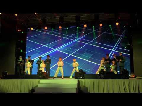 Детская шоу-группа Саманта и ансамбль песни и пляски Западного военного округа - Быть мужчиной