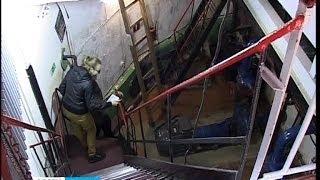 Петрозаводской КНС - 50 лет(25 апреля 1964 года в Петрозаводске начала работу первая канализационная насосная станция. Сегодня на обслужи..., 2014-04-25T06:10:14.000Z)