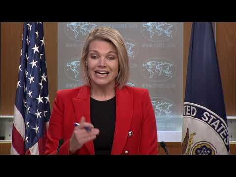 U.S. Department of State: Department Press Briefing - November 15, 2018