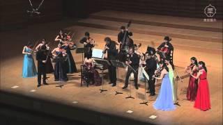 J. F. ファッシュ:2本のオーボエのための協奏曲 ハ短調 FWV L:c2