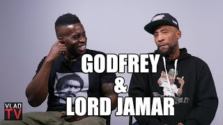 Lord Jamar: I Saw MC Hammer Roll 100 Deep in the Bay, Including Gangsters (Part 10)