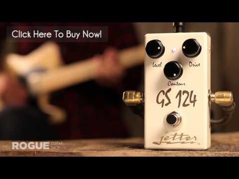 Jetter Gear GS 124 - Overview By Rogueguitarshop.com