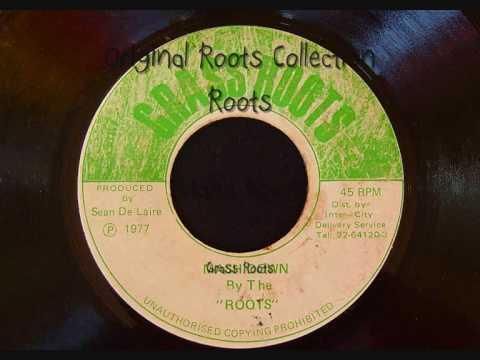 The Roots -Mash Down- Grass Roots 1977