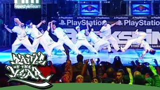 INTERNATIONAL BOTY 2007 EXTREME CREW KOREA SHOWCASE BOTY TV