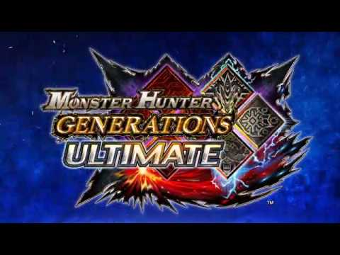 Trailer Monster Hunter Generations Ultimate