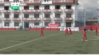 Watch Maldives U15 Vs Nepal U15 (Recorded)