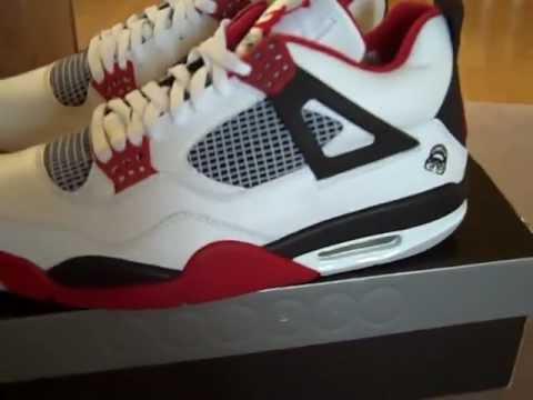 Air Jordan 4 (IV) Retro - Mars Blackmon - YouTube a7a5a1dc4