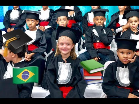 Brazilian School Graduation