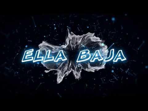 ELLA BAJA - SONIDO CRISTAL